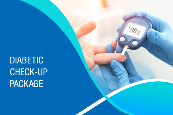 Diabetic Check-up Package