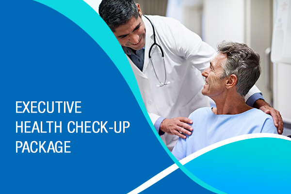Executive Health Check-up Package