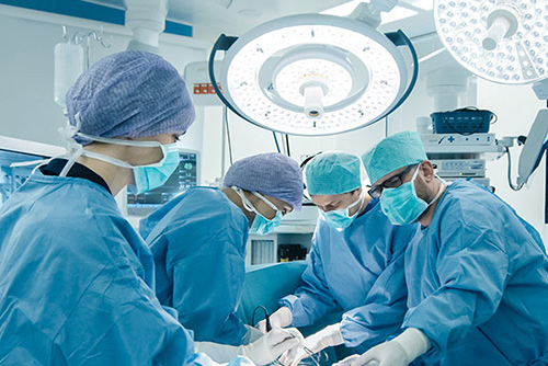 General and Laparoscopic Surgery