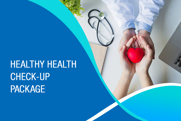 Healthy Health Check-up Package