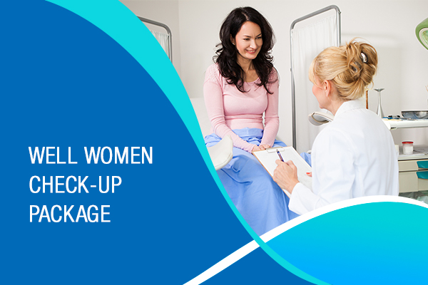 Well Women Check-up Package