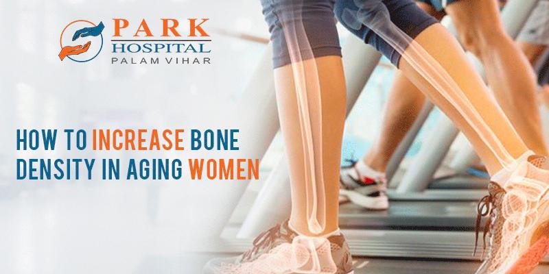 How to increase bone density